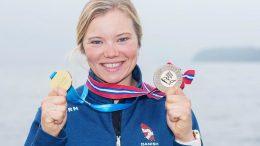 PRESSEMEDDELELSE 119 danske medaljer i 2019