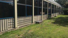 PRESSEMEDDELELSE 4 ud af 10 danske skoler har ikke ventilationsanlaeg