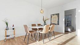 PRESSEMEDDELELSE Arenahaven i Oerestad tilbyder baeredygtige boliger