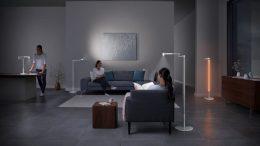 PRESSEMEDDELELSE Dyson lancerer banebrydende intelligent Smart Home lampe