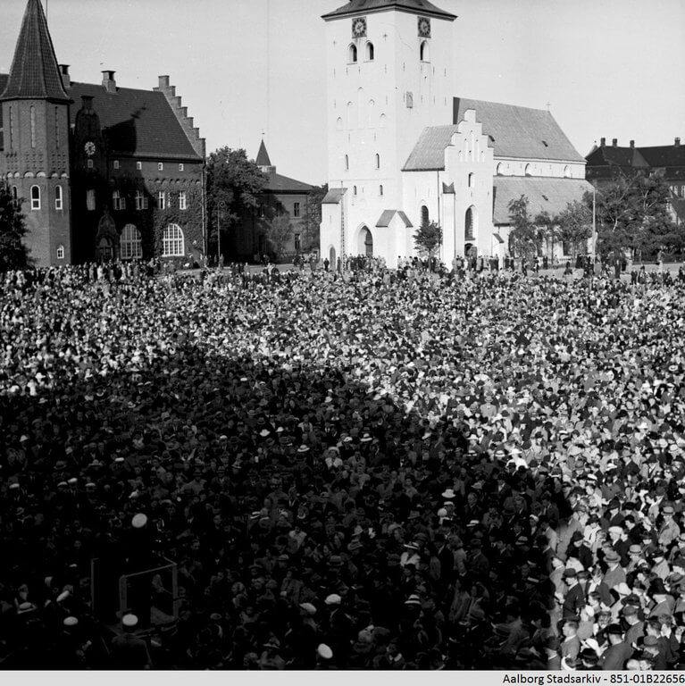 PRESSEMEDDELELSE Frihedsfest 2020 bliver hele Nordjyllands fejring af friheden