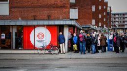 PRESSEMEDDELELSE Genbrugsbutikker i hele Danmark vender Black Friday på hovedet