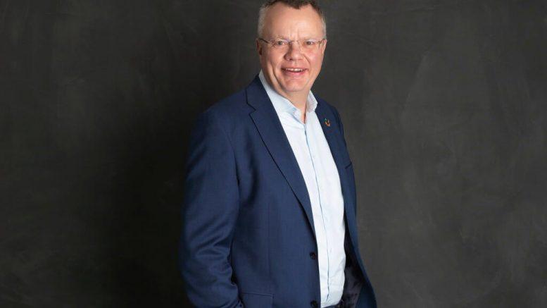 PRESSEMEDDELELSE Jesper Lund bliver ny CEO for Lars Larsen Group