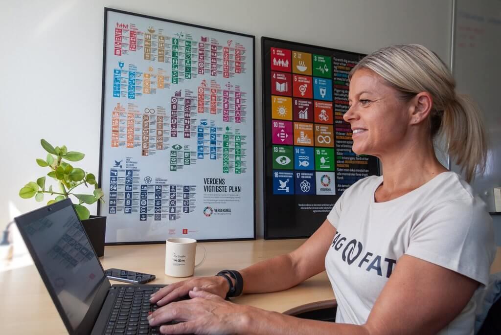 PRESSEMEDDELELSE Nordjyske virksomheder elsker baeredygtighed