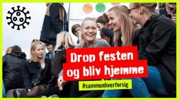 PRESSEMEDDELELSE Ny kampagne Odense gaar i dialog med byens unge om coronasmitten