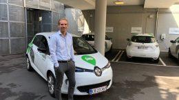 PRESSEMEDDELELSE Organisationsaendringer i GreenMobility for 2020