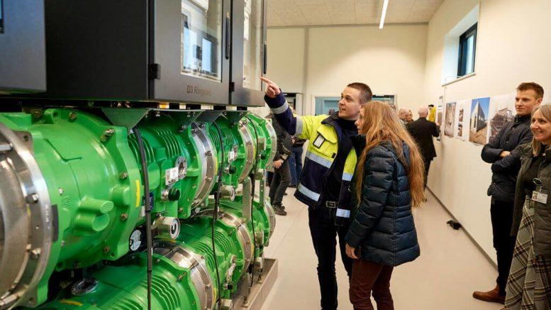 PRESSEMEDDELELSE Pilotprojekter skal bane vejen for mere klimavenlig gas i elnettet