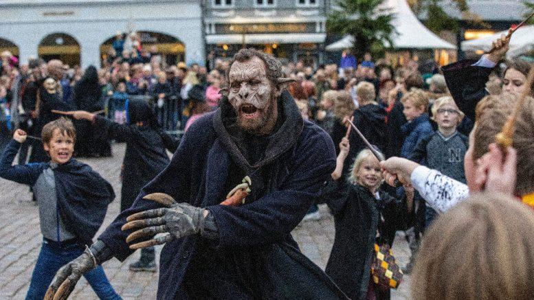 PRESSEMEDDELELSE Rekordstor interesse for Magiske Dage