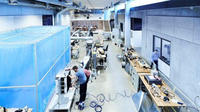 PRESSEMEDDELELSE Samsung investerer i dansk cleantech virksomhed