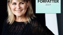 PRESSEMEDDELELSE Sara Blaedel er Aarets Forfatter
