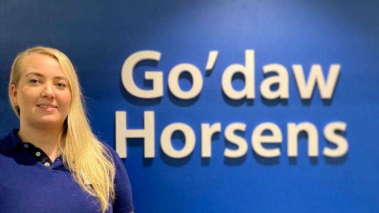PRESSEMEDDELELSE Sophie aabner nyindrettet JYSK butik i Horsens