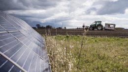 Pressemeddelelse HOFOR Ny solcellepark giver stroem til 4000 husstande