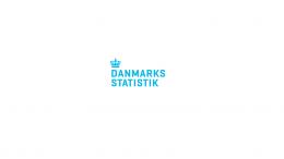 Pressemeddelelse Danmarks Statistik Logo