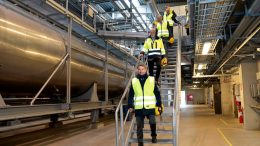 PRESSEMEDDELELSE . HKH Kronprinsen besoegte dansk ethanolproduktion