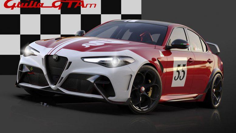 PRESSEMEDDELELSE Alfa Romeo er klar med priser paa Giulia GTA og GTAm