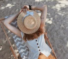 PRESSEMEDDELELSE Beskyt dig i solen og forebyg 9 ud af 10 tilfaelde af modermaerkekraeft