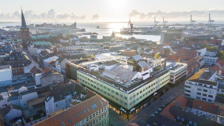 PRESSEMEDDELELSE Salling slaar atter doerene op i Aarhus og Aalborg
