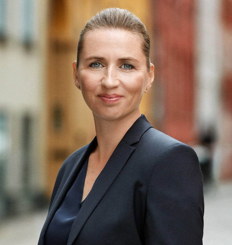 Pressemeddelelse Statsminister Mette Frederiksen