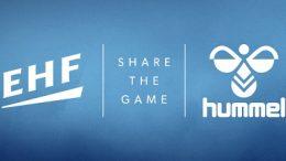 PRESSEMEDDELELSE hummel og EHF underskriver fire aarig aftale