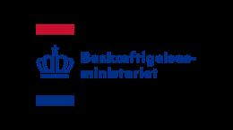 Pressemeddelelse Beskaeftigelsesministeriet Logo