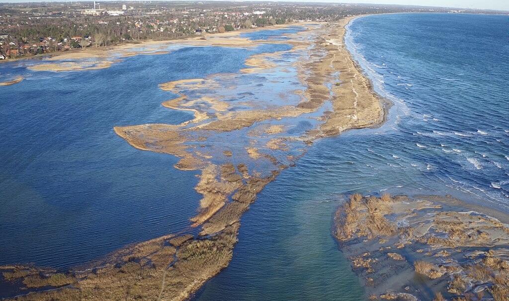 PRESSEMEDDELELSE Koege Kommune og NIRAS starter et af Danmarks stoerste kystbeskyttelsesprojekter