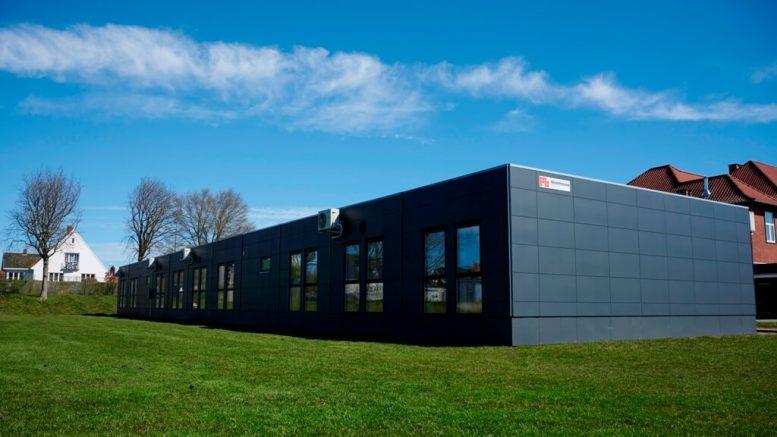 PRESSEMEDDELELSE Svanemaerket byggeri fra Mobilhouse AS et godt valg for sundhed miljoe og oekonomi