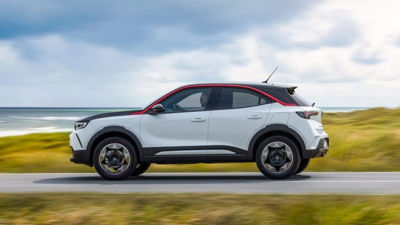 PRESSEMEDDELELSE Den nye Opel Mokka det nye Opel