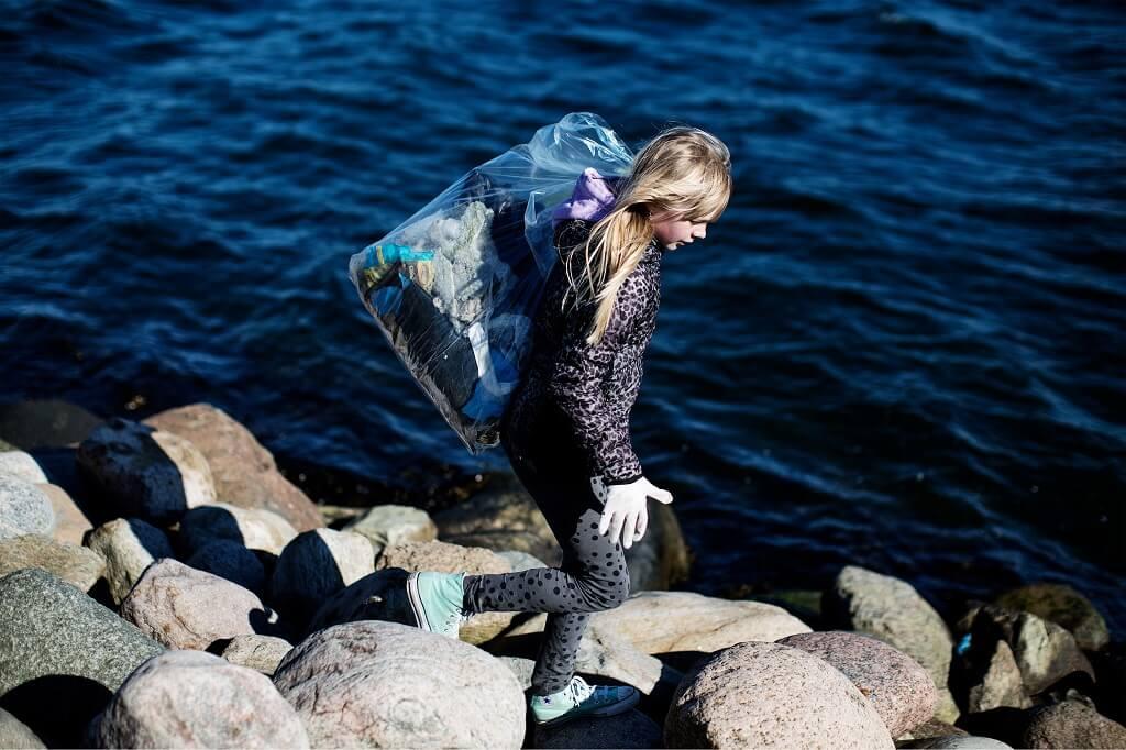 PRESSEMEDDELELSE Vaer med naar hele Danmark samler affald