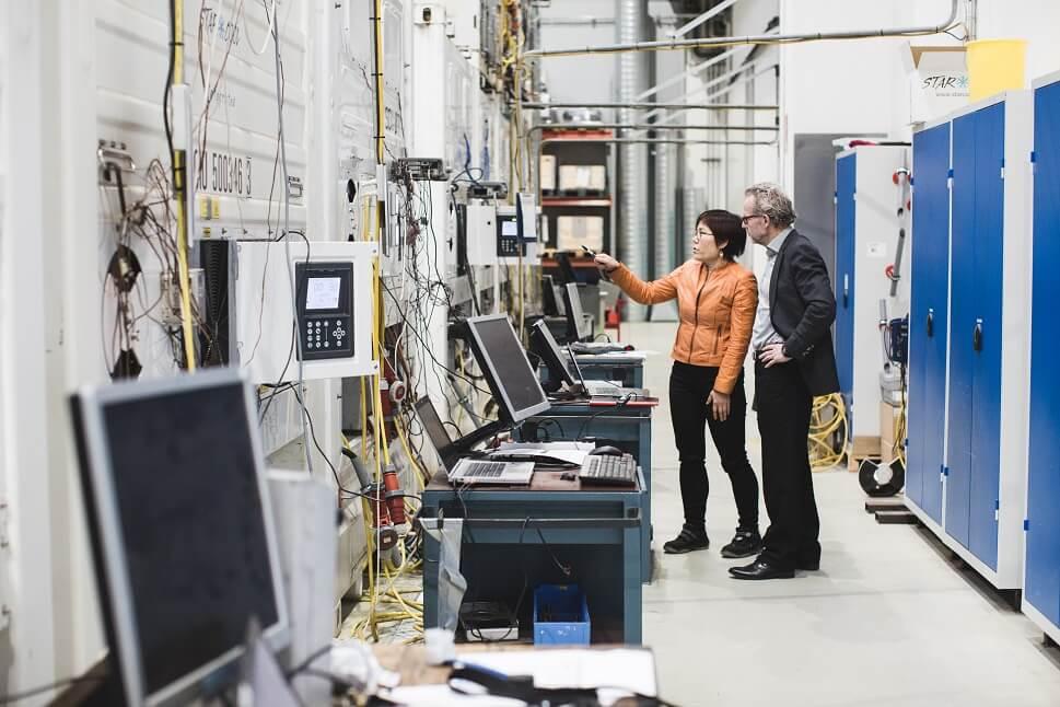 PRESSEMEDDELELSE EU projekt hjaelper virksomheder Det er nemmere at hente en ingenioer i Tyskland end i Nordjylland