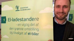 PRESSEMEDDELELSE Ekspertgruppe skal faa flere elbiler paa Odenses gader