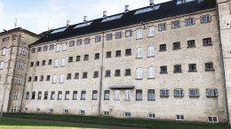 PRESSEMEDDELELSE FAENGLSET i Horsens vil genanvende mursten