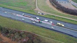 PRESSEMEDDELELSE Storbaeltsbroen lukkes kortvarigt under test af nye autovaern