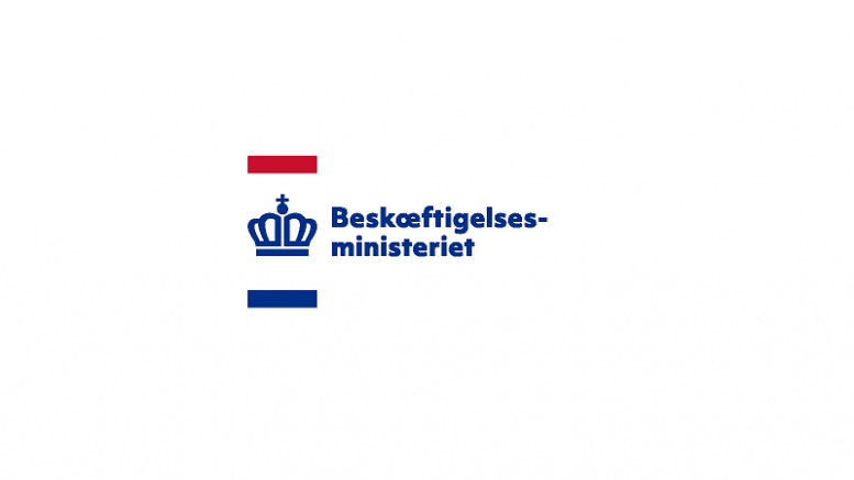 Pressemeddelelse Beskaeftigelsesministeriet Logo 800x500 9