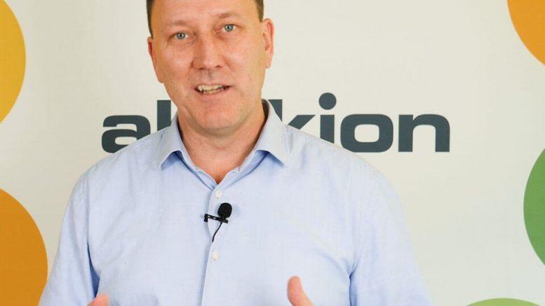 PRESSEMEDDELELSE Abakion runder 100 millioner i omsaetning