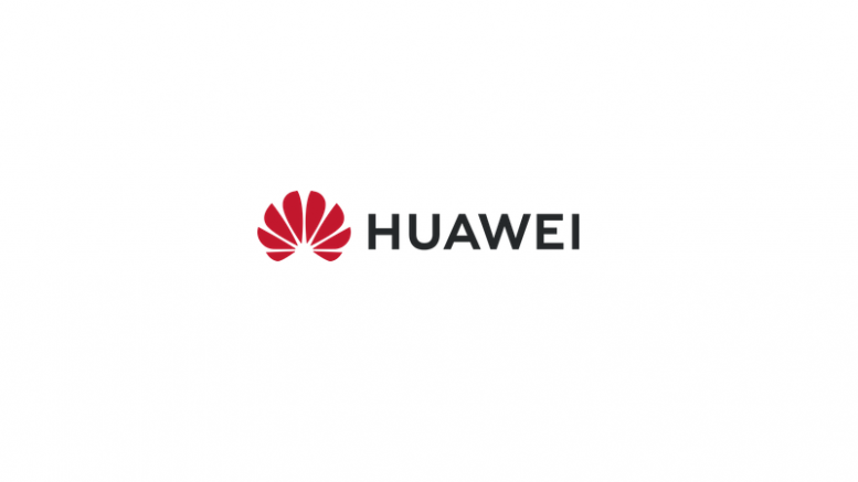 Pressemeddelelse Huawei Logo