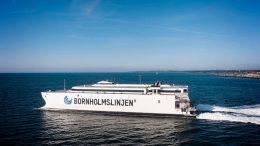 PRESSEMEDDELELSE Corona snoed Bornholmslinjen
