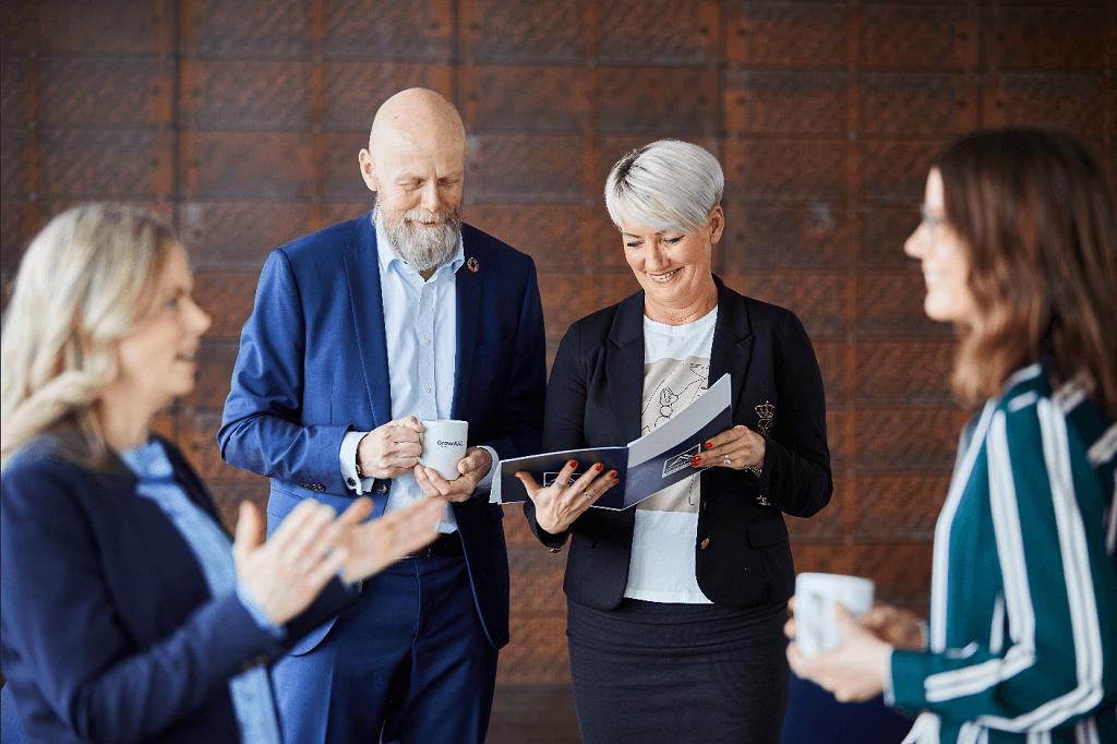 PRESSEMEDDELELSE Millioninvestering skal traekke endnu flere virksomheder til Aalborg