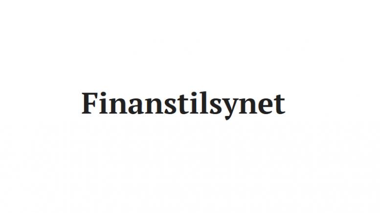Pressemeddelelse Finanstilsynet Logo