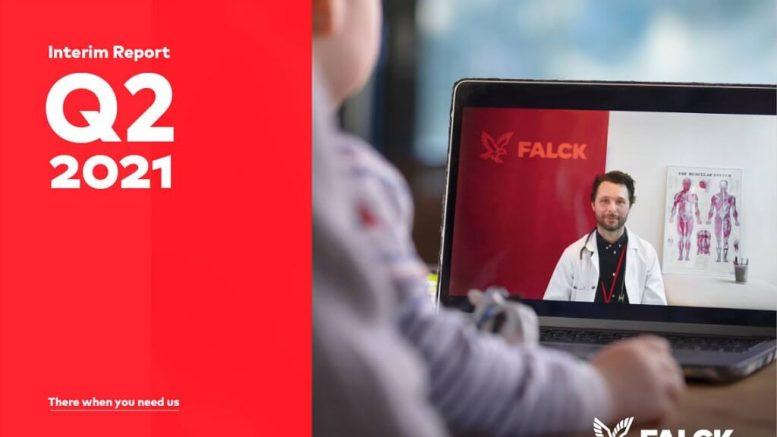 PRESSEMEDDELELSE Falck leverede et staerkt resultat i andet kvartal