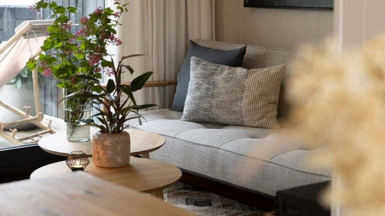 PRESSEMEDDELELSE Feriebolig og ekstra hjem indret sommerhuset multifunktionelt